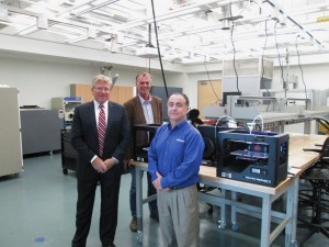 TriMech Donates 3D Printers to Virginia Tech
