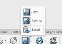 01 Export tool