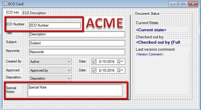 Managing PDM Data Card