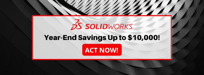 SOLIDWORKS end of year promotion