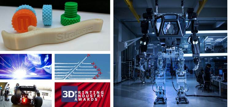 3D Technology Engineering Round Up