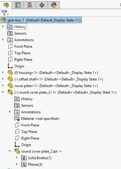 How SOLIDWORKS 2017 3D Interconnect Interacts with PDM
