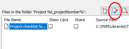 SOLIDWORKS File Properties