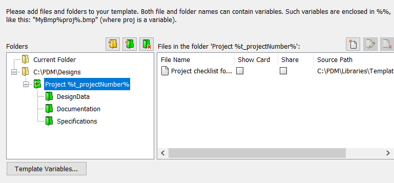 SOLIDWORKS Files and Folders