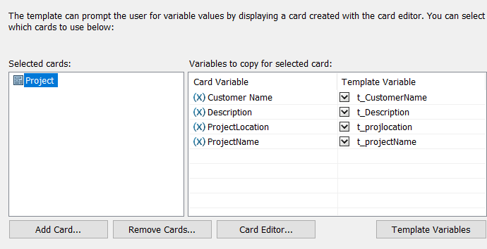 SOLIDWORKS Template Variable 2