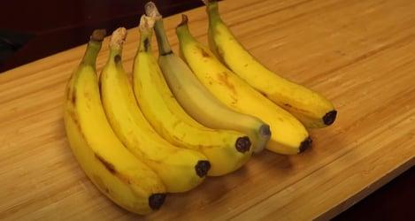 3D Printed Banana Final Product