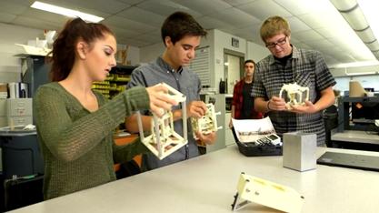 3D Printing Senior Design Projects