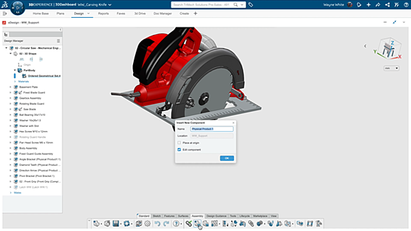 Creating a New Component in xDesign