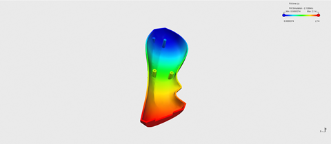 3DEXPERIENCE Plastics Injection Engineer