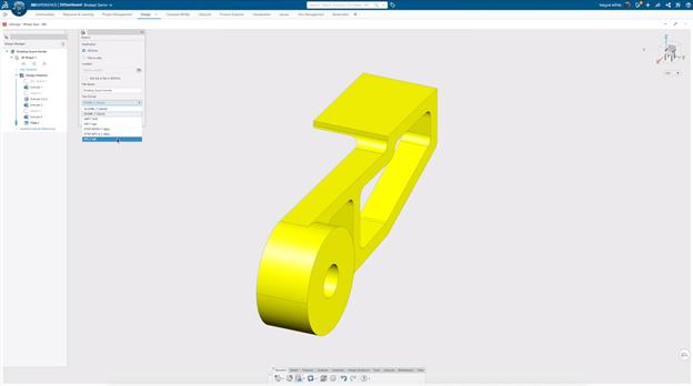3DEXPERIENCE 3D Printing
