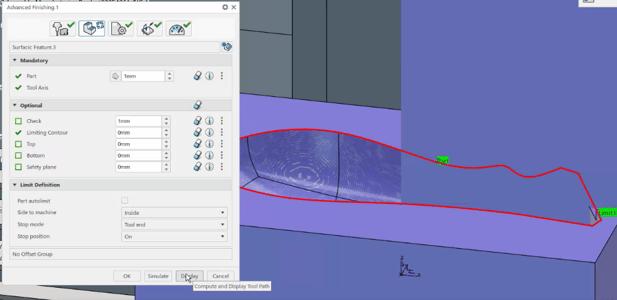 3DEXPERIENCE Shop Floor Machining Operations Customization