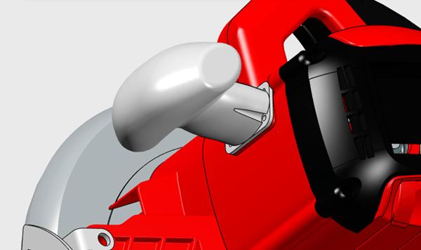 3DEXPERIENCE xDesign Hand Grip Design