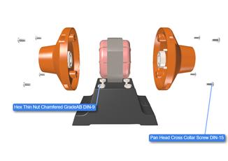 3DEXPERIENCE xHighlight Hardware Components