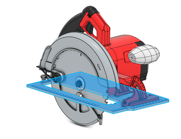 3DEXPERIENCE xSheetMetal Base Plate