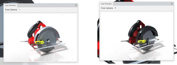 3DEXPERIENCE xStudio Live Preview
