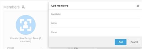 3DSWYM Adding Members