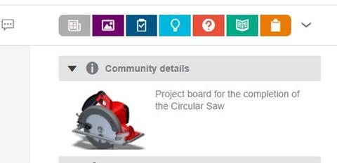 3DSWYM Project Board