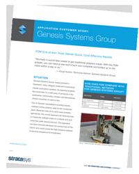 CTA_SSYS Case Study Genesis Systems Group