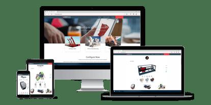 DriveWorks Online Configurator