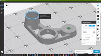 GrabCAD adding notes - model settings