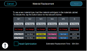 material-replacement