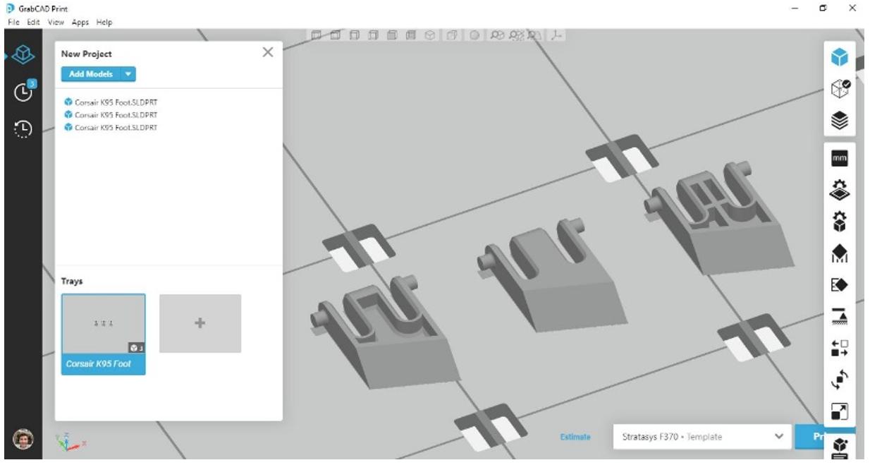 GrabCAD Print A/B Test