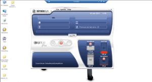 Objet30 on Software Window