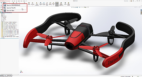 Improvements to SOLIDWORKS Connected