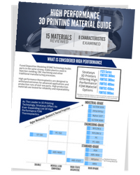 Download High Performance 3D Printing Material Guide