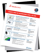 "SOLIDWORKS ""Top 10 New Features"" Infographics"