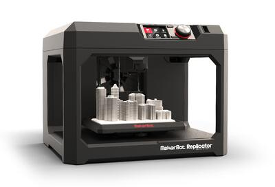 makerbot replicator 5th generation manual