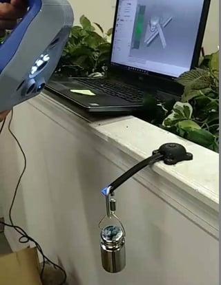 Nylon Bend Test Example