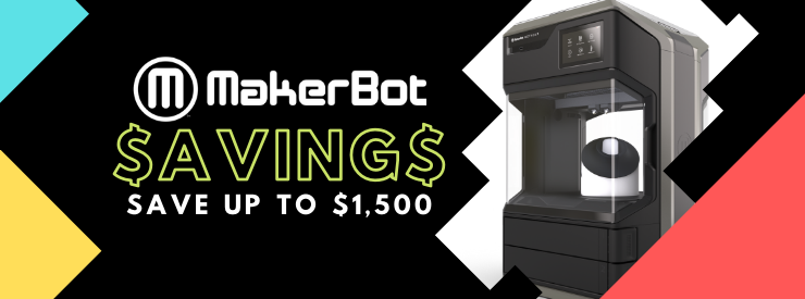 Save up to $1500 on MakerBot METHOD