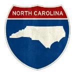 Roadsign North Carolina
