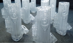 Stereolithography for Investment Casting Master Patern