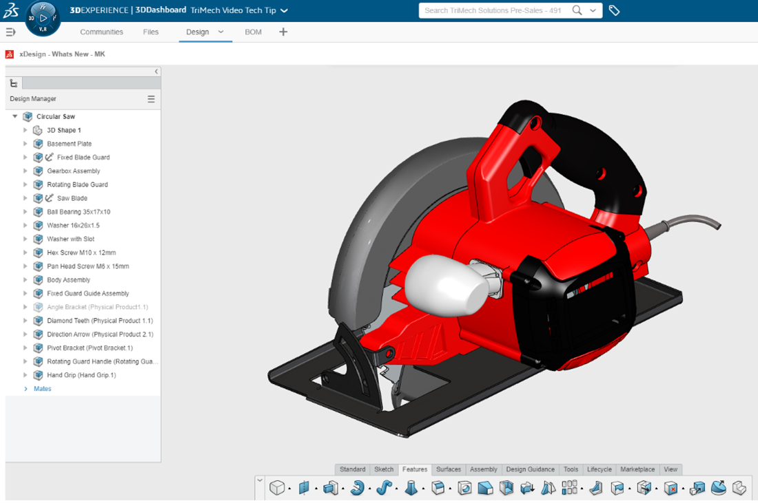 SOLIDWORKS 3D Creator