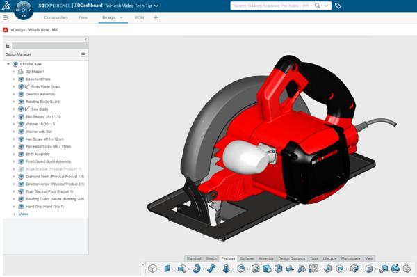 SOLIDWORKS 3DEXPERIENCE 3D Creator