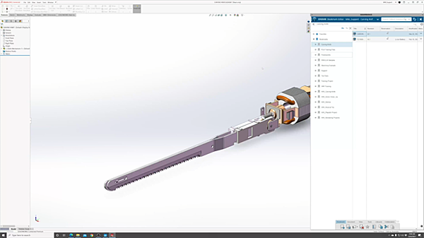SOLIDWORKS 3DEXPERIENCE Accessing Files