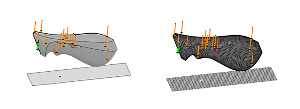 SOLIDWORKS 3DEXPERIENCE Drop Test Velocity and Gravity Setup