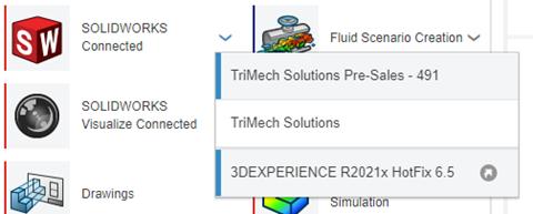 SOLIDWORKS 3DEXPERIENCE Updates