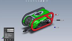 SOLIDWORKS Access eDrawings