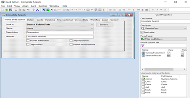 SOLIDWORKS PDM Files Complete Search