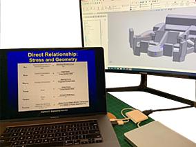 SOLIDWORKS Stress and Geometry