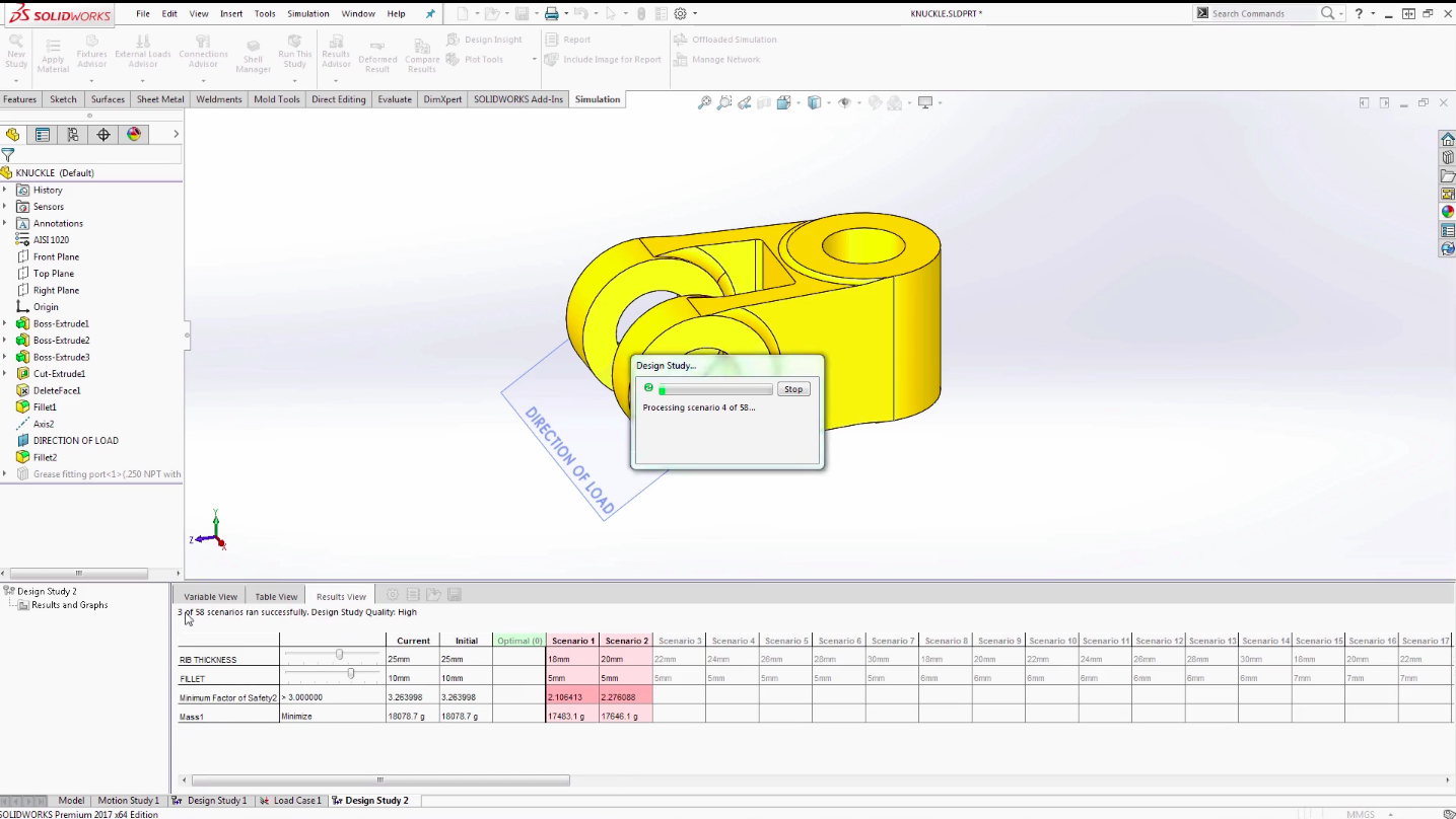 Better Design with Simulation