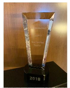 TriMech Best Certified Reseller Award