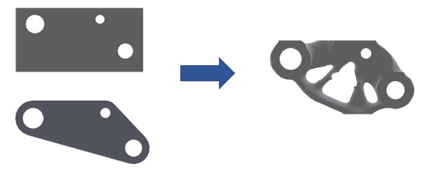 Topology Optimization Final Shape Inspection