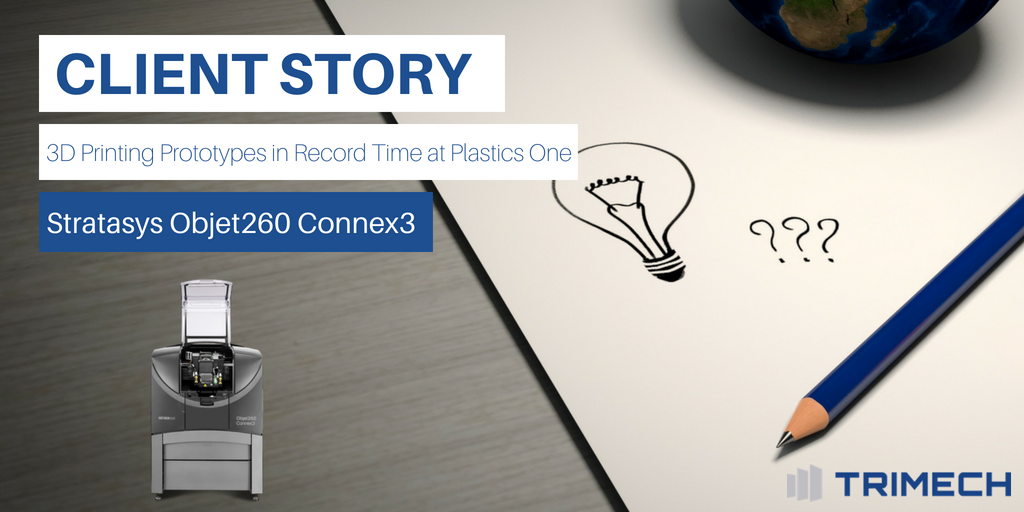 Client Story Stratasys Objet260 Connex3