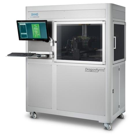 DragonFly 2020 Pro 3D Printer by Nano Dimension
