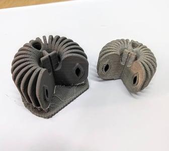 Metal 3D Printed Part After Sintering