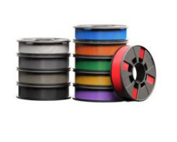 PLA and ABS Filaments